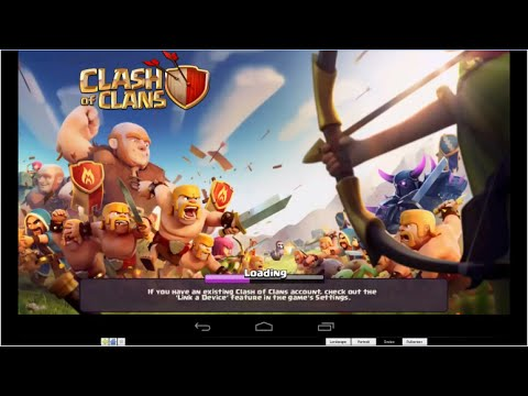 Play Clash Of Clans On PC Without Bluestacks Emulator