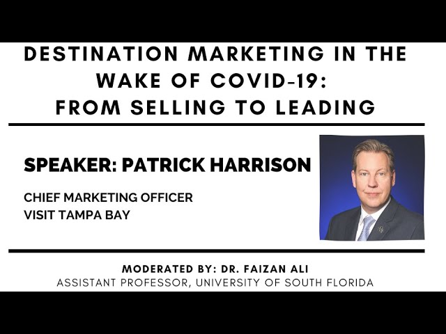 Destination Marketing in the wake of Covid-19: From Selling to Leading