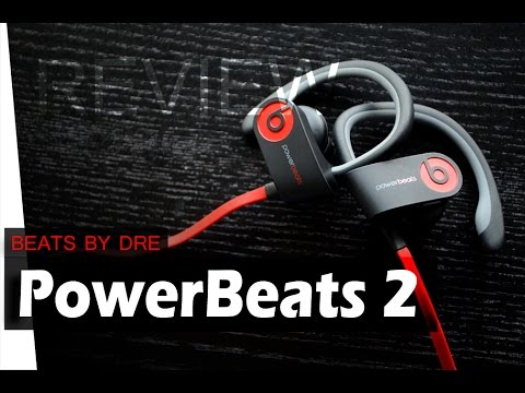 Beats by Dr. Dre Powerbeats 2 Wireless Unboxing - YouTube