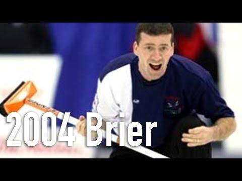 Mark Dacey (NS) vs. Randy Ferbey (AB) - 2004 Brier Final