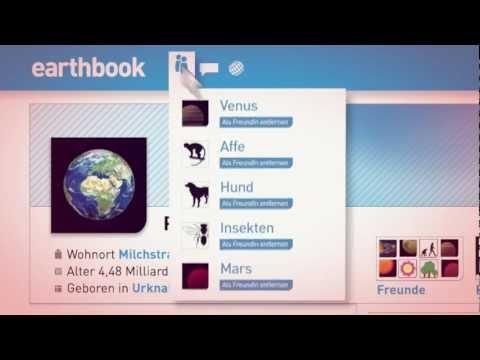 Earthbook: Die Erde geht online