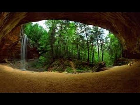 Hockings Hills ( Old Man Cave )