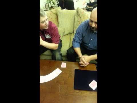 Brian Becker - Card Magic