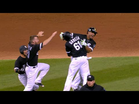 White Sox Top Five plays of the first half