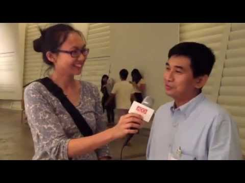 Interview with Aung Khin Myint (By Gum Cheng and Clara Cheung)