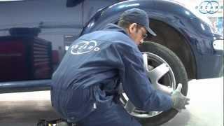 Changer des disques et plaquettes de frein avant - Conseil mécanique