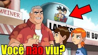 7 DESENHOS QUE FIZERAM REFERÊNCIA A DRAGON BALL