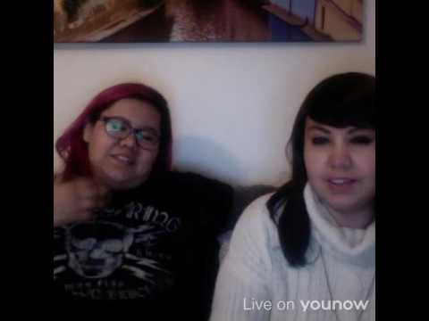 LIVE on YouNow February 16, 2017