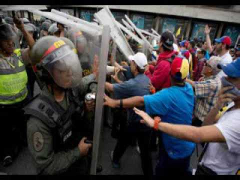 Venezuela Collapsing; U.S. Officials Fear Violence, Military Coup
