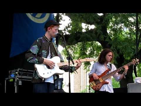 King Krule - Baby Blue - 2012 Pitchfork Music Festival