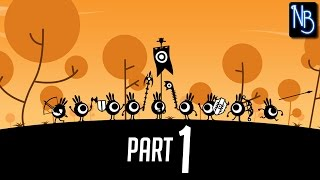 Patapon Walkthrough Part 1 No Commentary (PSP)