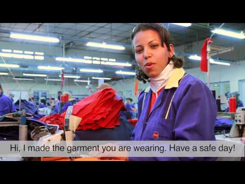 HaVeP Workwear / Protective wear | How it's made in Tunesia vs2
