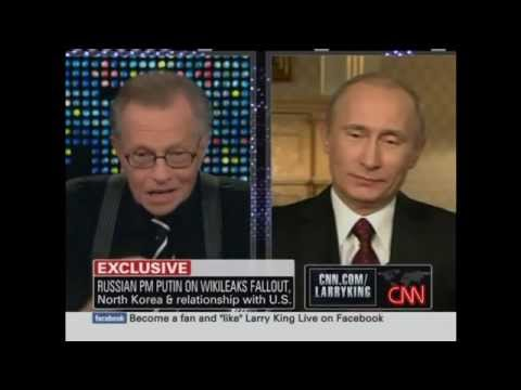 Interview With Russian Prime Minister Putin (December 1, 2010)