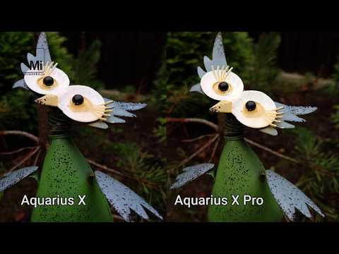 BQ Aquaris X и X PRO. Необычные испанские гости.