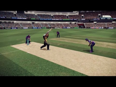 VIVO IPL 2017 | Rising Pune Super Giants vs Sun Risers Hyderabad | DON BRADMAN CRICKET | GAMEPLAY