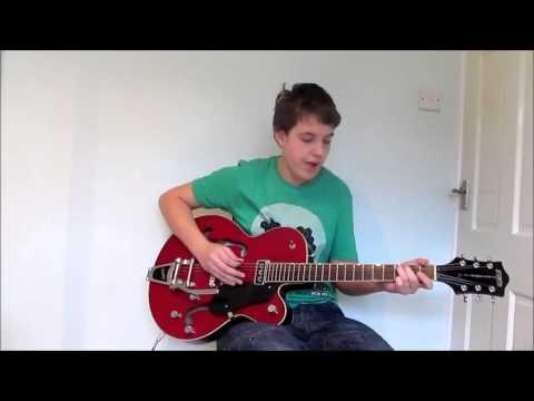Duane Eddy - Rebel Rouser (Original Version)  - Cover