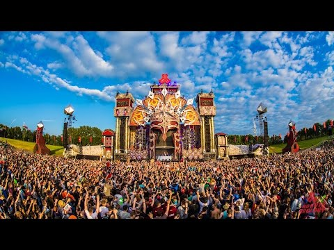 Defqon 1. Warm-Up Mix Mixed By Pure Passion (Inc. Anthem)