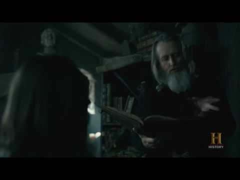 Vikings (4x17) - King Ecbert Teaches Alfred The Great [Season 4B Official Scene] [HD]