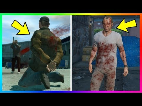 The MOST Brutal, Shocking & Creepy Deaths In The Grand Theft Auto Series!