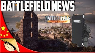 Battlefield News! Riot Shield, Server-Side PATCH, DLC News!!! - Th3 Chinese Guy