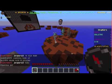 jpmcarpes fly hack - skywars en Akarcraft