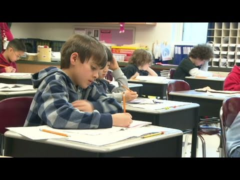 Parents opt out of standardized tests