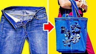22 CUTE AND HANDY BAGS YOU CAN DIY