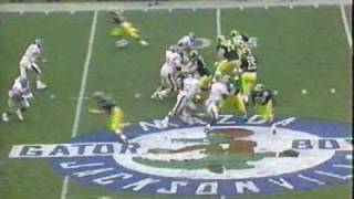 1991 Gator Bowl: Michigan 35 Ole Miss 3 (PART 1)