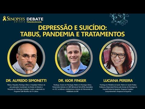 Depressão e suicídio: tabus, pandemia e tratamentos | Sinopsys Debate #5