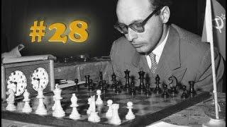 Уроки шахмат ♔ Бронштейн «Самоучитель шахматной игры» #28 ♚