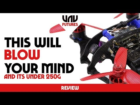 """KING OF 3 INCH DRONES!!! HOW DID THEY DO THIS?!! CMW massive drone 3"""" review"""