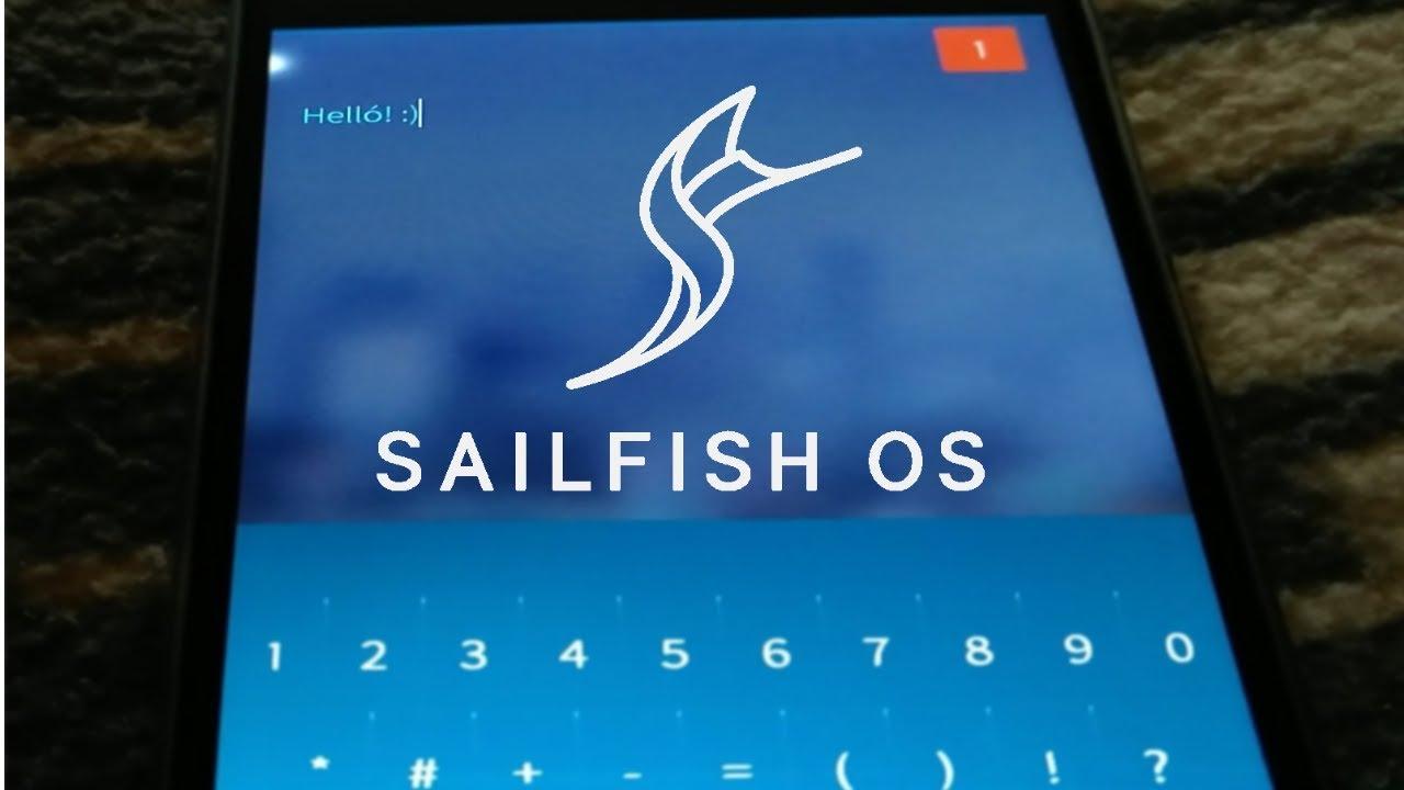 SalifishOS on Xiaomi Redmi Note 4