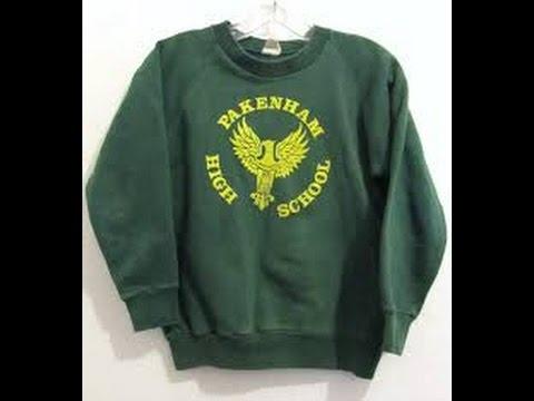Pakenham High School 1974. 1973-78 year level. Banksia Camp.