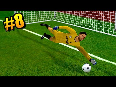 THIS GOALKEEPER IS AMAZING - DLS R2G [ep. 8]