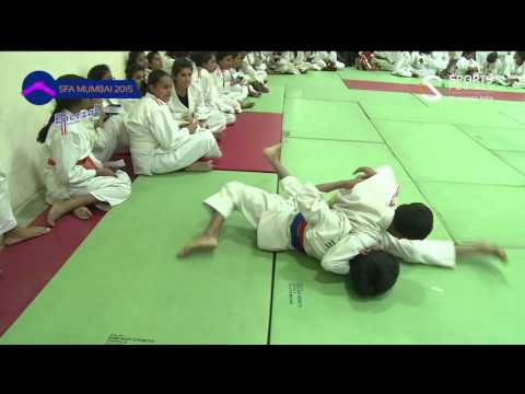 SFA Mumbai 2015 | Judo | K A Mehul Vs P A Chetan | Boys | U-12 | 34Kg | QF |
