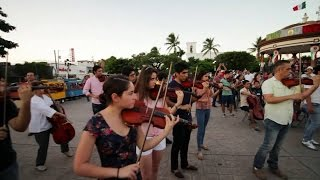 Flashmob de Carmina Burana - Altamira, Tamaulipas