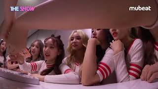 Behind The Show   The Show Games LOONA Cut