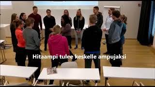 Ryhmäyttäminen: Lännen nopein- leikki