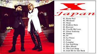 X Japan Greatest Hits Full Album 2020❤️ ❤️ Xジャパンの最高の曲 ♪ღ♫♪ღ♫