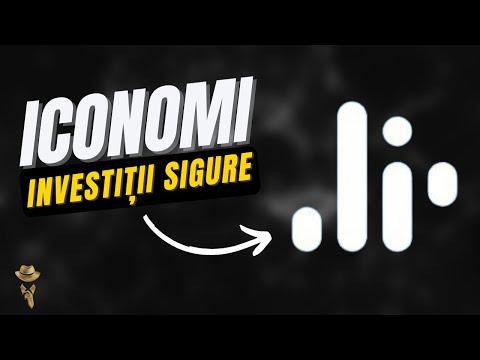 Varianta simpla de a investi in crypto cu randamente foarte bune sau ce este ICONOMI