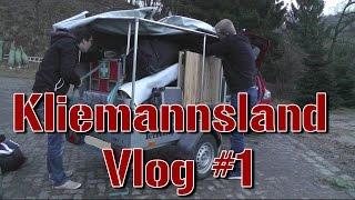 Feuerwerk im Kliemannsland | Vlog 1 | Reise & 1. Dreh | WuWiZaKliLa