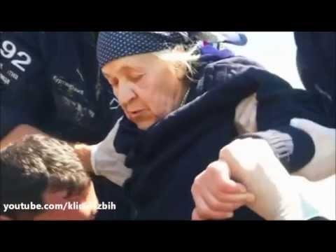 SBS: Bosnia, Croatia and Serbia floods - 20 May 2014