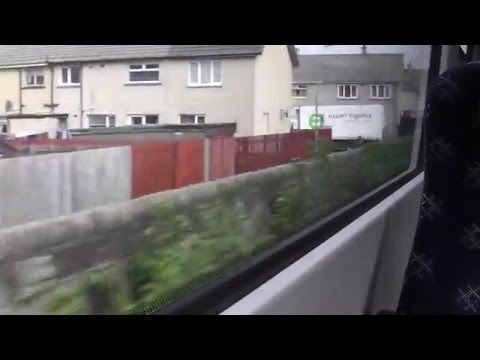 Largs to Glasgow Central 14/9/14 Class 380/0