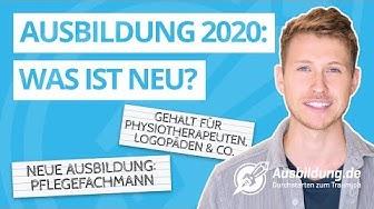 Ausbildung 2020 – Neuerungen, Trends und freie Stellen