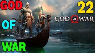 DALSZE ZWIEDZANIE JEZIORA - GOD OF WAR! #22