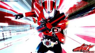Creditos a FourzeFansub. 仮面ライダードライブ挿入歌 【Spinning Whee...