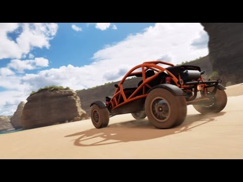 Forza Horizon 3 Gameplay in 4K