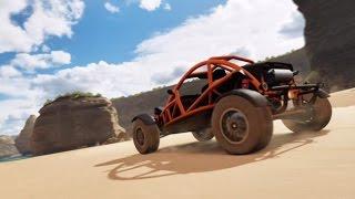Forza Horizon 3 Gameplay in 4K