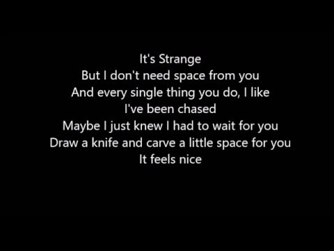 It's Strange - Louis the Child (FIFA 16 soundtrack)- Lyrics