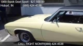 1969 Buick Gran Sport  for sale in Hobart, IN 46342 at Haggl
